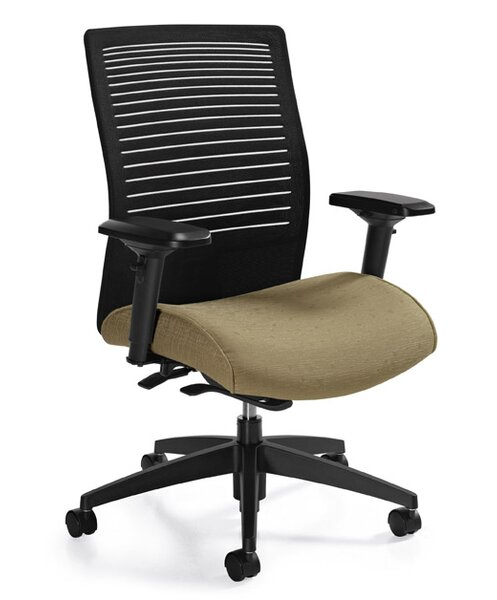Mesh Desk Chair by Global Total Office