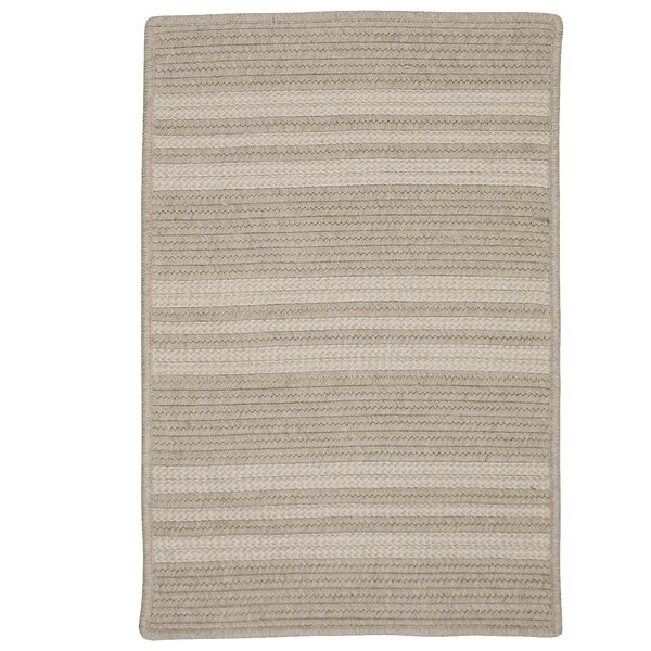 Neponset Hand-Woven Brown Indoor/Outdoor Area Rug by Darby Home Co