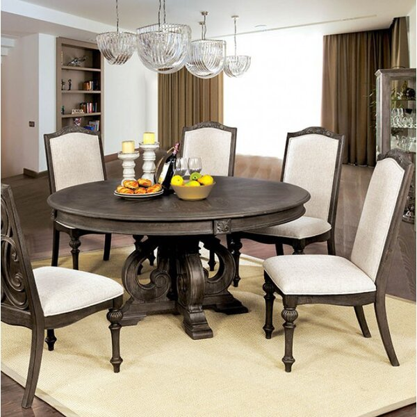 Manuppelli Round Dining Table by One Allium Way
