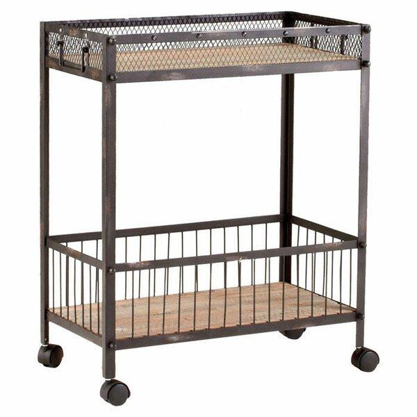 Bar Cart by Cyan Design