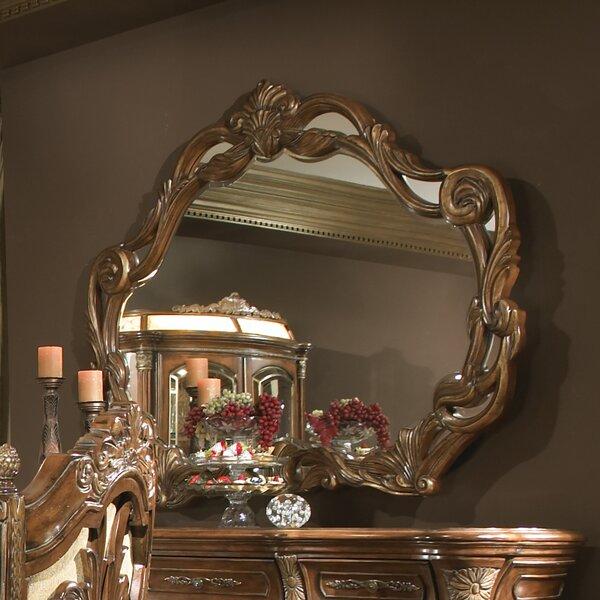Villa Valencia Rectangular Dresser Mirror by Michael Amini