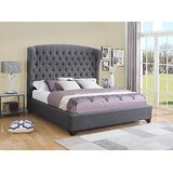 Whobrey Upholstered Platform Bed by Darby Home Co