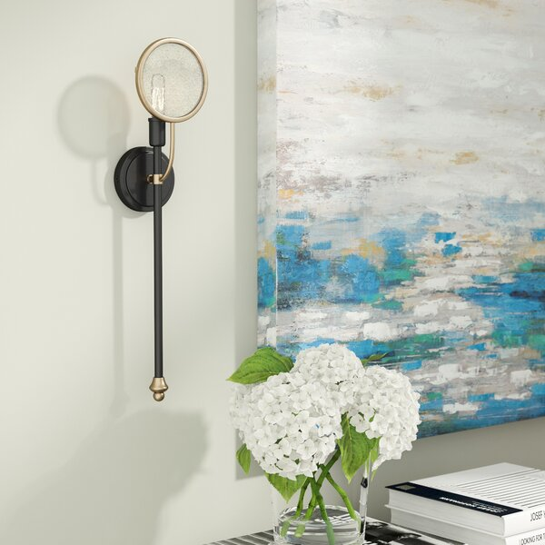 Torrence 1-Light Wallchiere by Langley Street