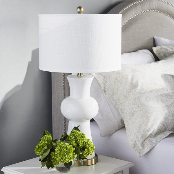 Garlen Column 30 Table Lamp (Set of 2) by Willa Arlo Interiors