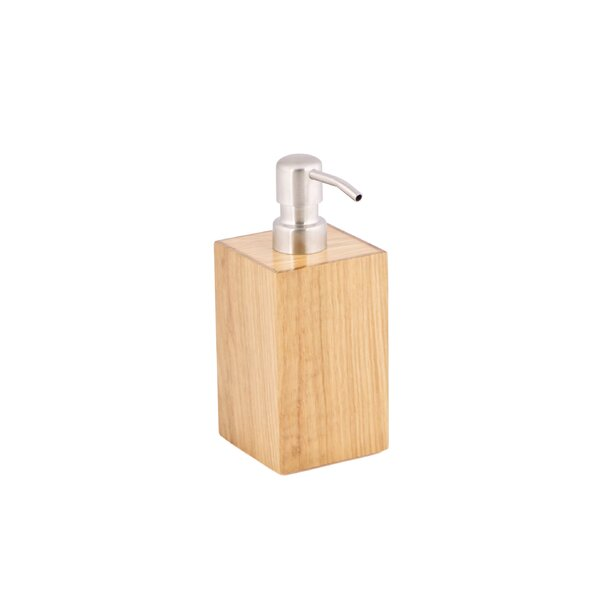 Mezza Soap Dispenser by Wireworks