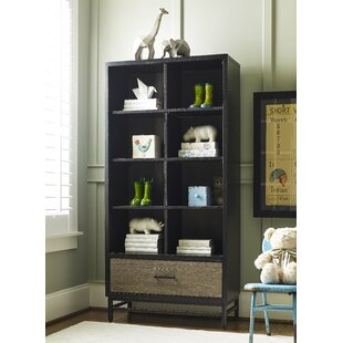 Chassidy 65 Bookcase by Harriet Bee