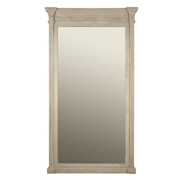 Elidge Floor Full Length Mirror by Ophelia & Co.