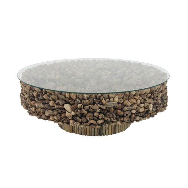 Alston Natural Drift Coffee Table by Foundry Select