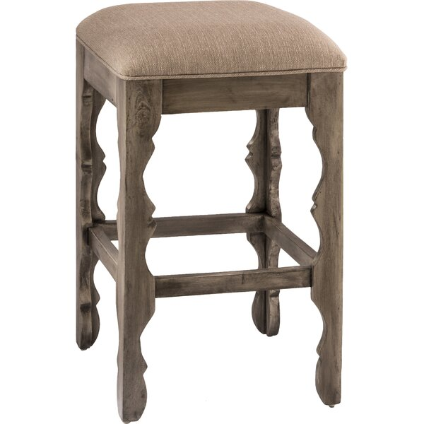 Muhammed 30 Bar Stool by Bungalow Rose
