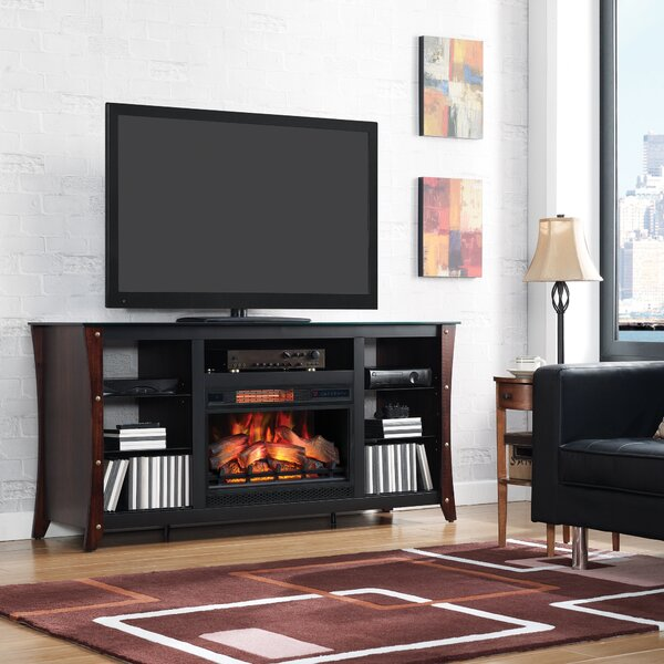 Landes TV Stand For TVs Up To 75