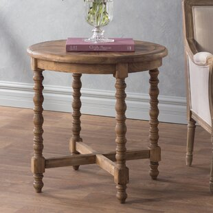 Nice Mosca Hooper Wooden End Table