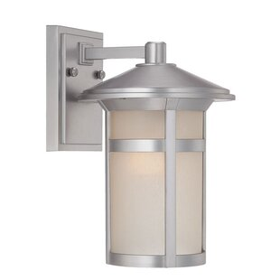 Searching for Herald Square 1-Light Outdoor Wall Lantern By Bloomsbury Market