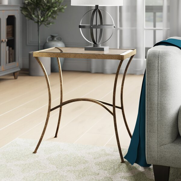 Rudy End Table By Rosdorf Park