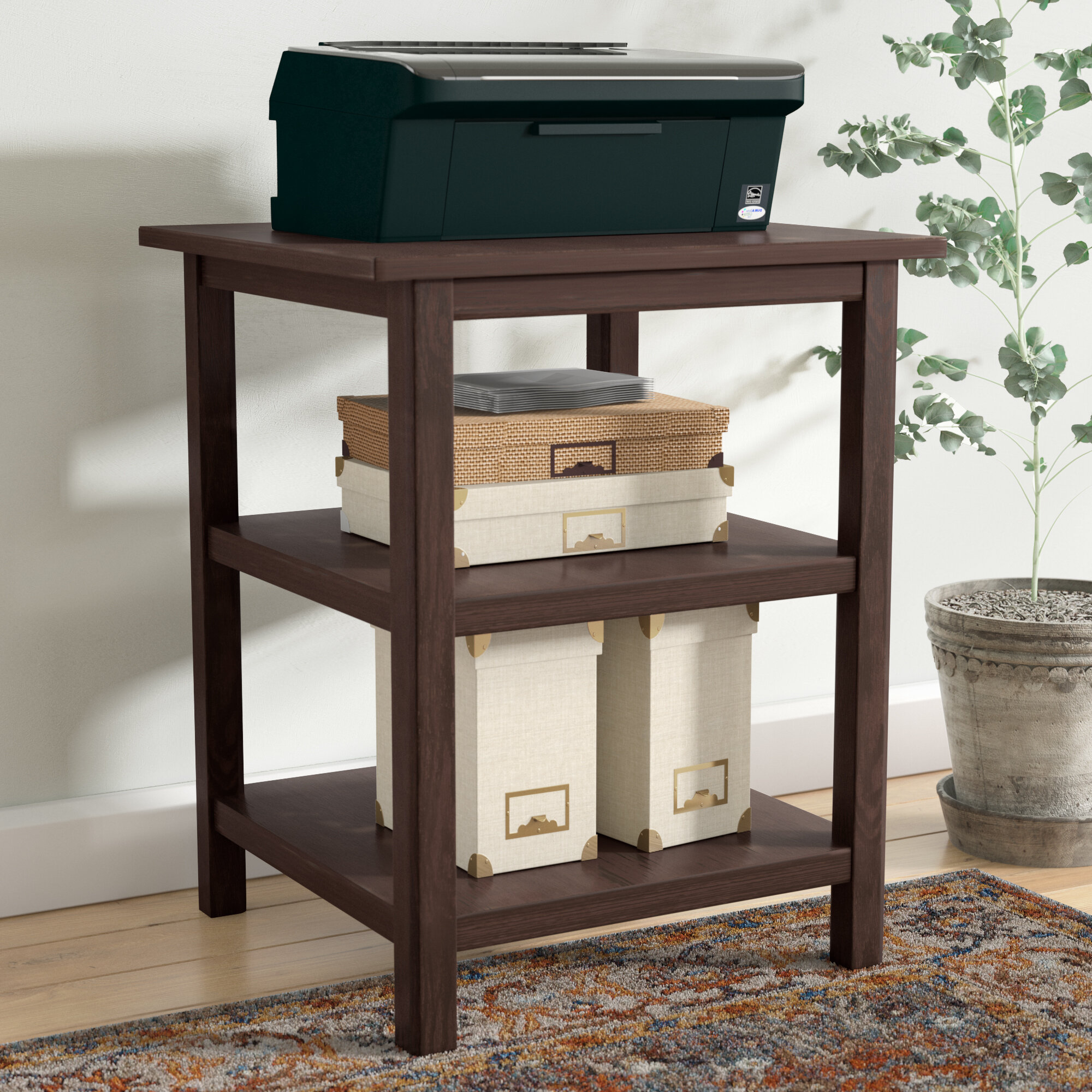 Darby Home Co Boonville Printer Stand