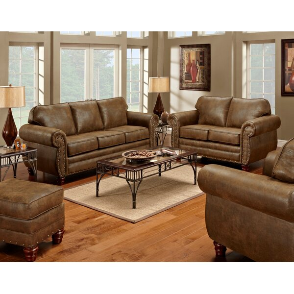 Sedona 4 Piece Sleeper Living Room Set by American Furniture Classics