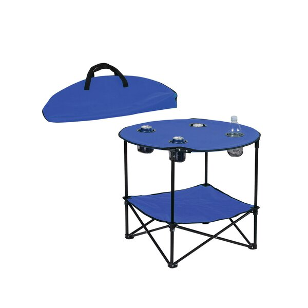 Marianna Outdoor Portable Picnic Folding Camping Table by Freeport Park