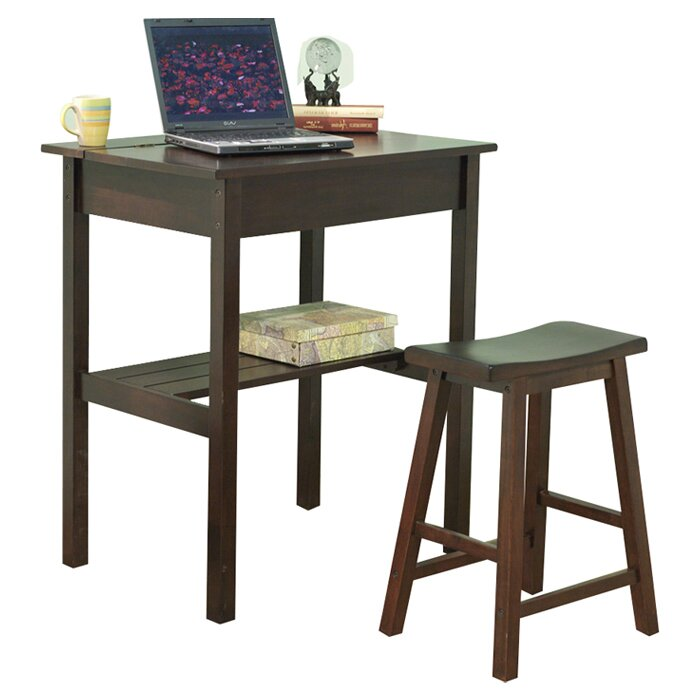 Lincoln Study Writing Desk And Chair Set