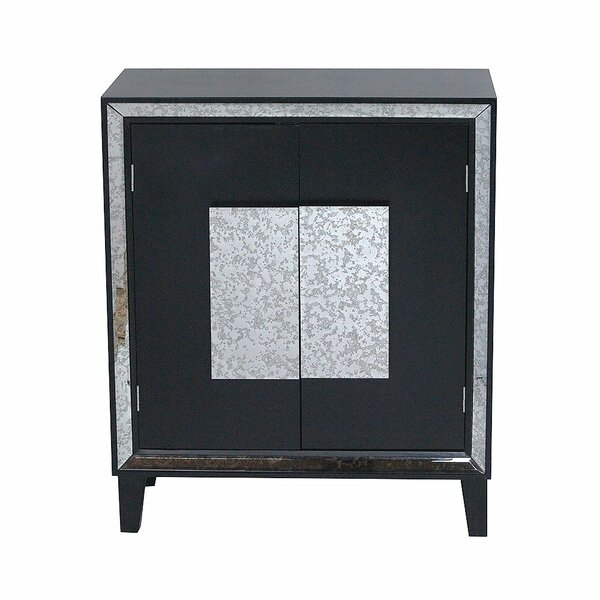 Delores 2 Door Accent Cabinet by Everly Quinn
