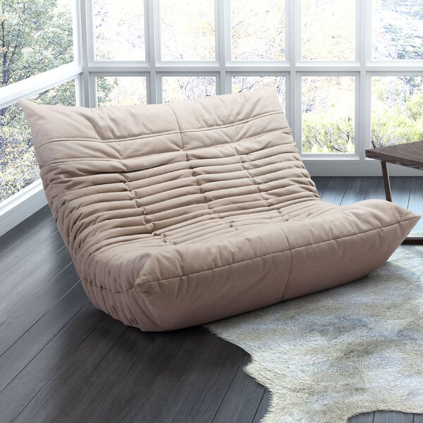 Hilltop Low Loveseat by Latitude Run