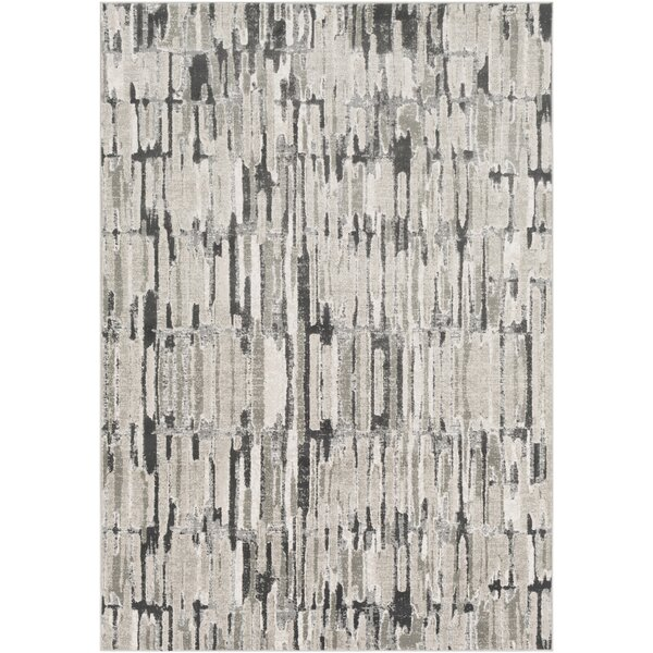 Dille Gray Area Rug by Williston Forge