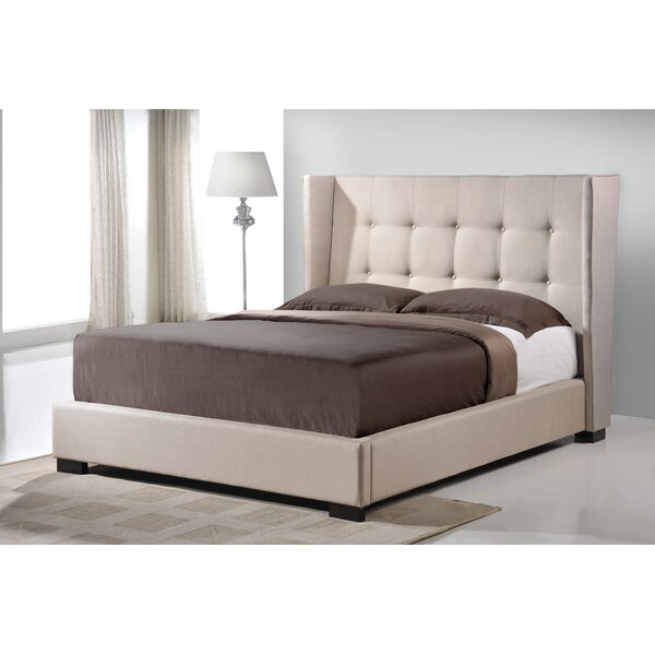 Tasha Upholstered Platform Bed By Latitude Run by Latitude Run Top Reviews