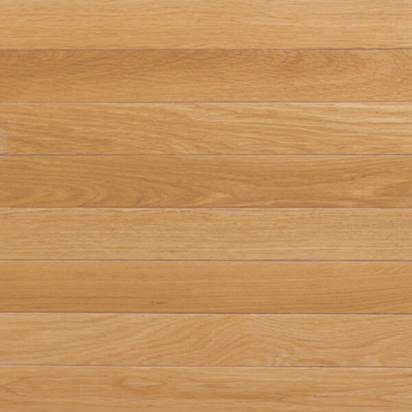 Color Plank 5 Solid White Oak Hardwood Flooring in Natural by Somerset Floors