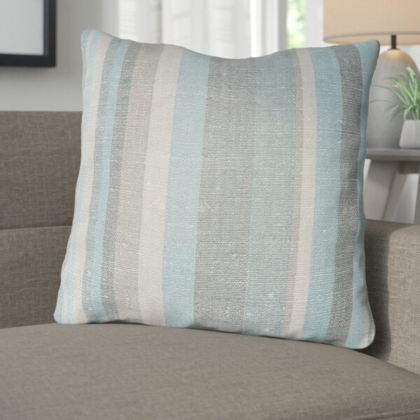 Rosa Indoor/Outdoor Throw Pillow by Langley Street