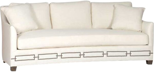 Baldwin Curved Back Sofa by Gabby
