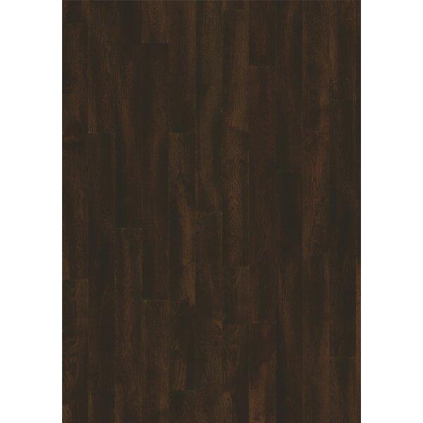 Spirit 5 Engineered Oak Hardwood Flooring in Meadow by Kahrs