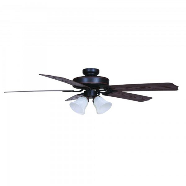 52 Cornwall 5 Blade Outdoor Ceiling Fan by Charlton Home