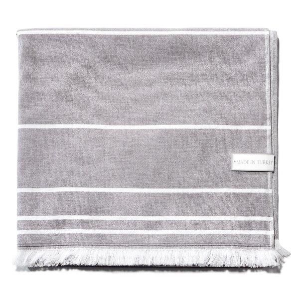 Harmond Peshtemal Fouta Beach Towel by Highland Du