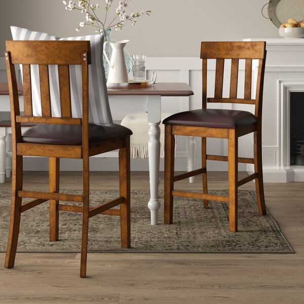 Rebecca Upholstered Dining Chair (Set of 2) by Andover Mills