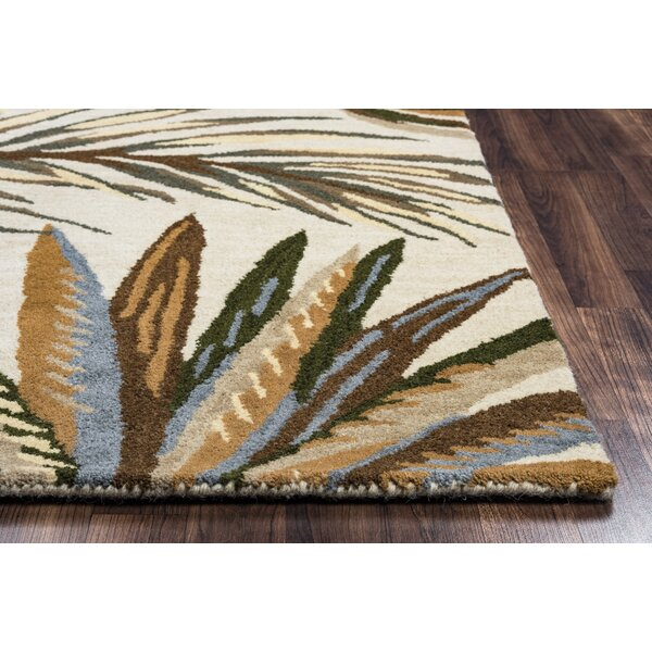 Minnie Hand-Tufted Area Rug by Beachcrest Home