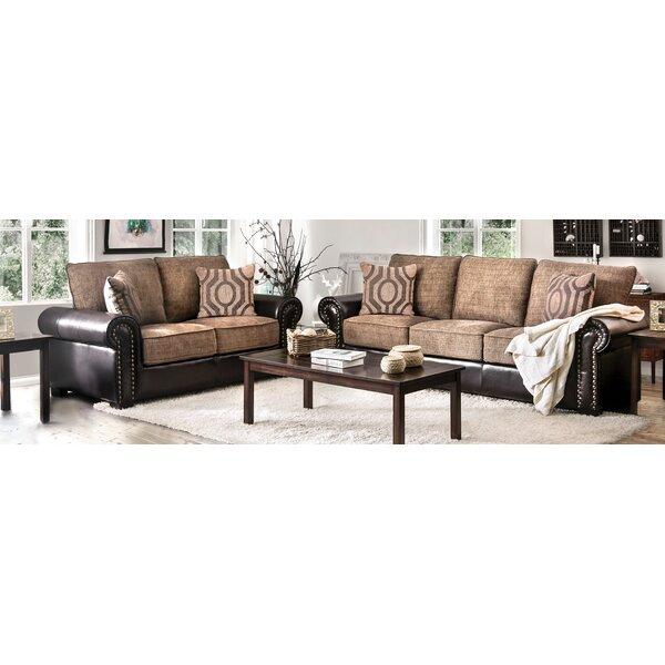 Campa Transitional Configurable Living Room Set by Fleur De Lis Living