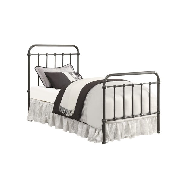 Rondo Panel Bed By Three Posts
