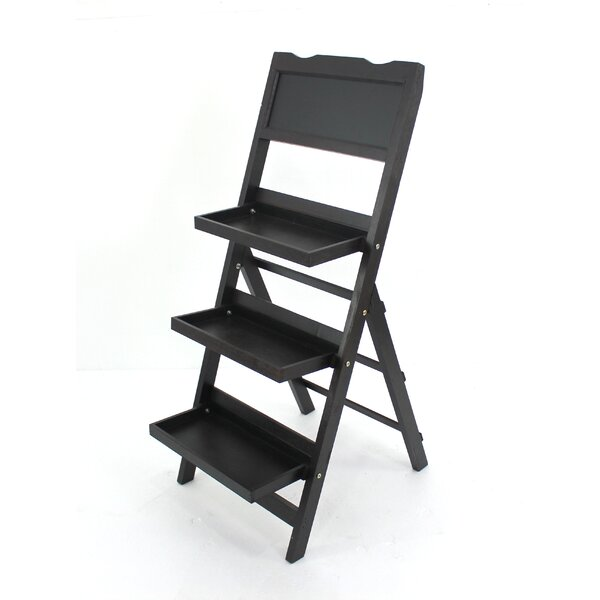 Inoue Ladder Bookcase By Gracie Oaks