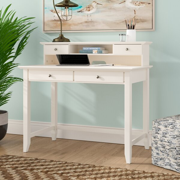 Ponders Writing Desk by Beachcrest Home