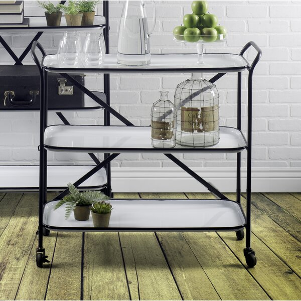Bayly Bar Cart by Gracie Oaks Gracie Oaks