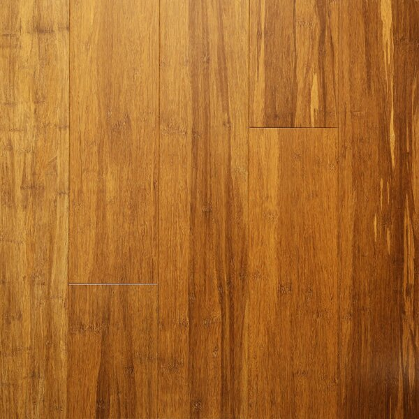 5 Engineered Bamboo Flooring in Carbonized by Islander Flooring