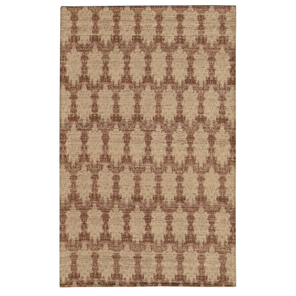 Electra Brown Area Rug by Noble House
