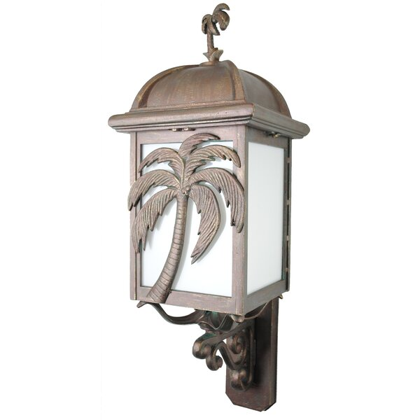 Penfield 3-Light Outdoor Sconce by Alcott Hill