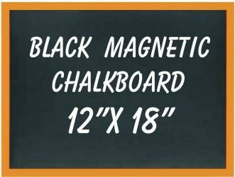 Wall Mounted Magnetic Chalkboard by NeoPlex