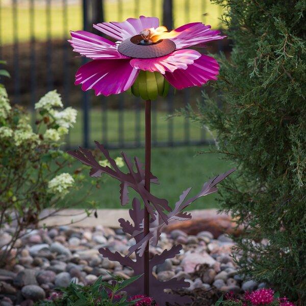 Cosmos Garden Torch by Desert Steel