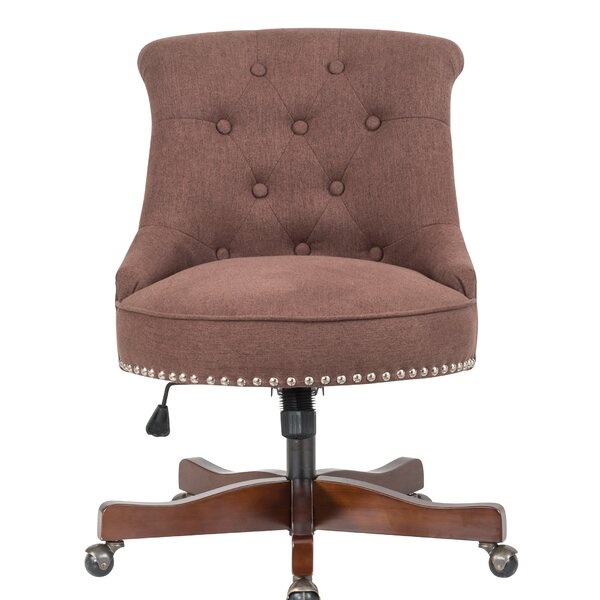 Kress Home Office Chair by Alcott Hill