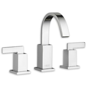 Times Square Standard Bathroom Faucet Lever with Drain Assembly