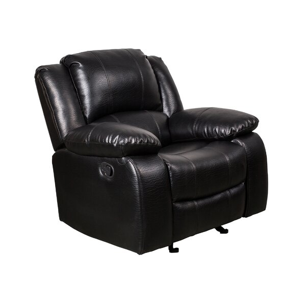 Herdon Manual Wall Hugger Recliner by Latitude Run