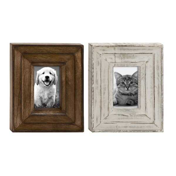 Picture Frame Set (Set of 2) by Loon Peak
