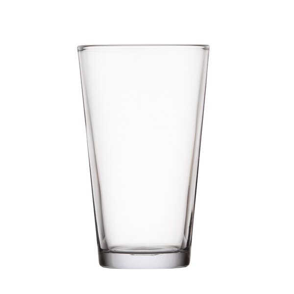 Draught 16 oz. Beer/Pilsner Glass (Set of 12) by D