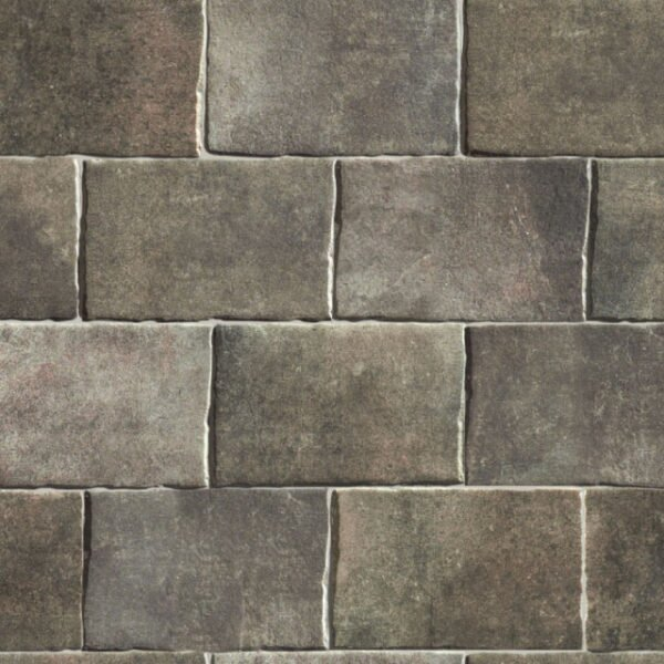 Geo-Tech 9 x 9 Porcelain Field Tile in Glacier by QDI Surfaces