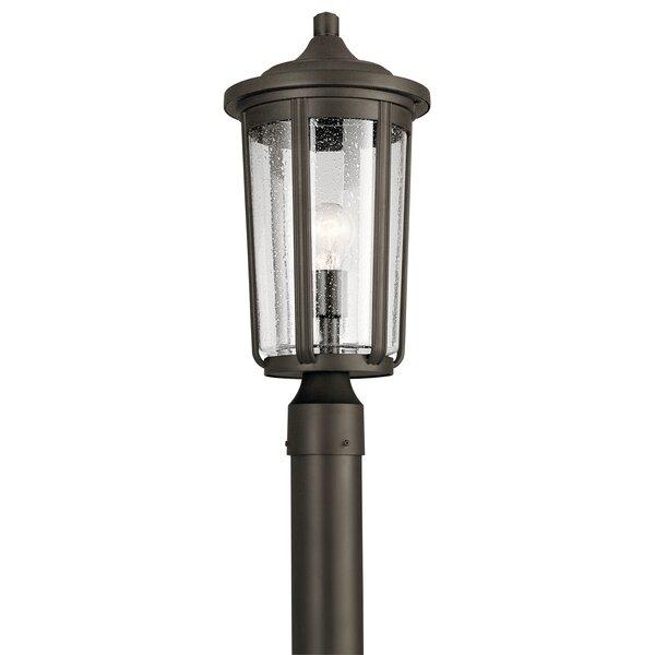 Mahr Outdoor 1-Light Lantern Head by Gracie Oaks
